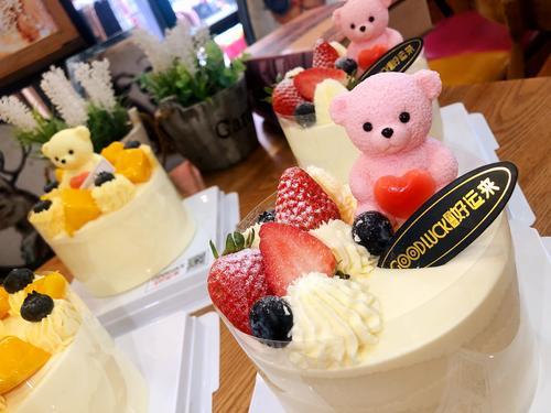 纯动奶小蛋糕