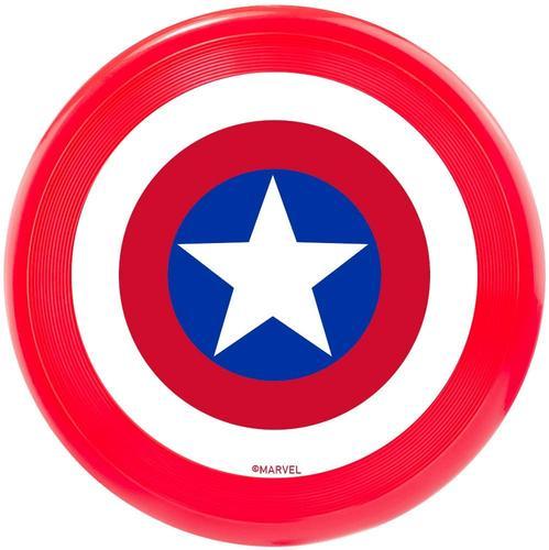 海外代购buckle-down 宠物玩具飞盘 - 美国队长盾牌