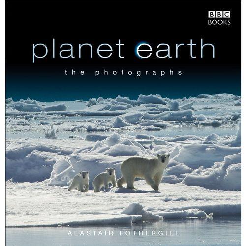 planet earth  英文原版 地球脉动 自然摄影集 bbc 纪录片同名图书