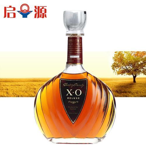 sontory brandy xo三得利白兰地xo蒸馏酒 日本原装进口700ml洋酒
