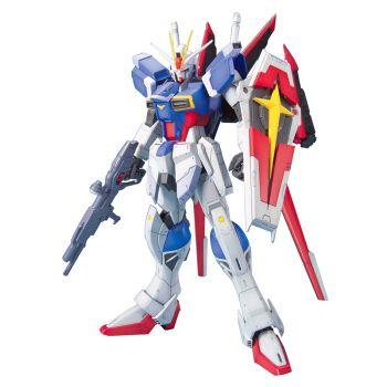 万代(bandai)高达模型mg 1/100 拼装敢达模型 儿童玩具 翔翼型/空战型