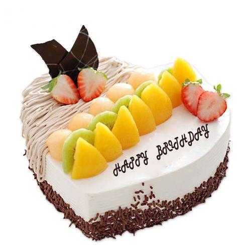 生日蛋糕同城配送水果巧克力慕斯千层榴莲双层祝寿蛋糕预定儿童