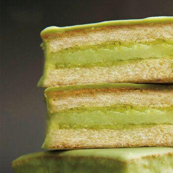 5折 抹茶慕斯蛋糕早餐夹心口袋面包糕点零食品2000g 抹茶蛋糕500g+
