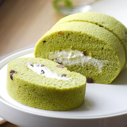 宇治抹茶蛋糕卷