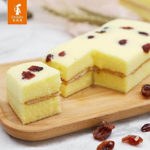 蔓越莓蛋糕120g*1袋(长沙)