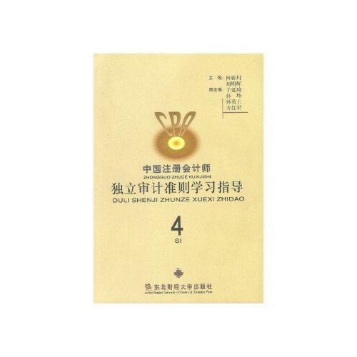 中国注册会计师审计准则学习指导:4 何新川,刘明辉 9787810448949