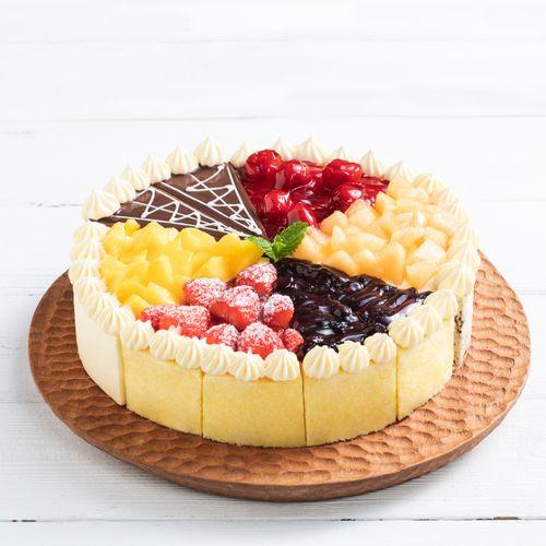 【三门峡新品】花漾蜜语蛋糕- 6味轻焙芝士&精研慕斯