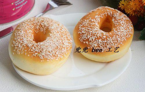 仿真面包 pu面包 高档装饰道具 土司面包 樱桃蛋糕