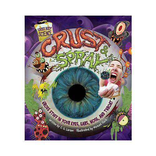 【预订】crust & spray: gross stuff in your eyes