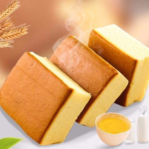 纯蛋糕面包甜品鸡蛋糕西式糕点点心零食整箱食品