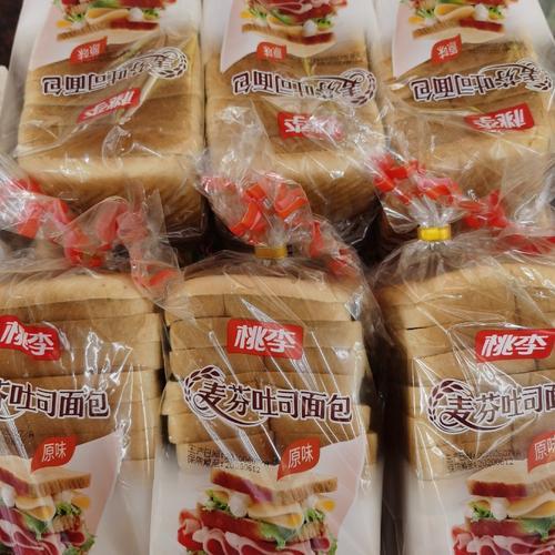 桃李麦芬土司面包