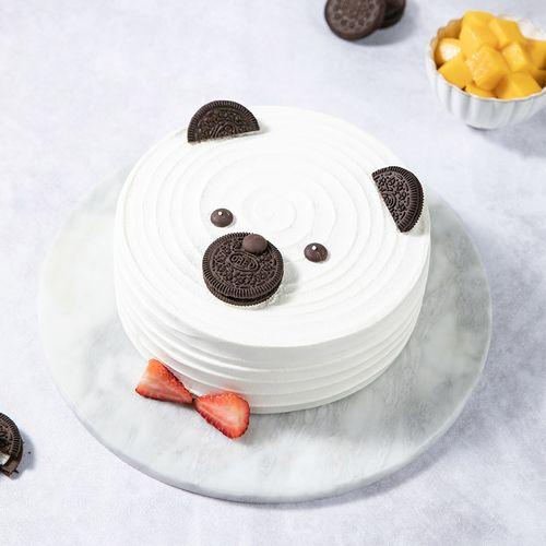 幸福小熊-儿童蛋糕-(淮安)