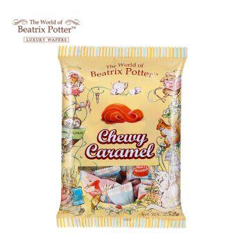 台湾进口波特小姐牛奶太妃糖 袋装散糖 婚庆糖果量贩装 软糖喜糖婚庆
