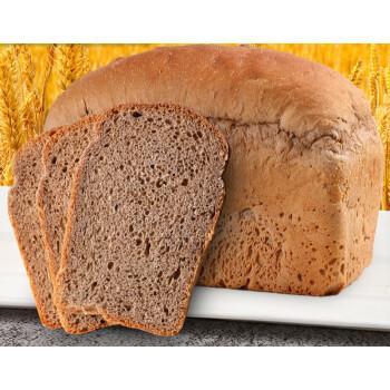 列巴俄罗斯大面包全麦吐司粗粮黑麦饱腹早餐500g 藜麦