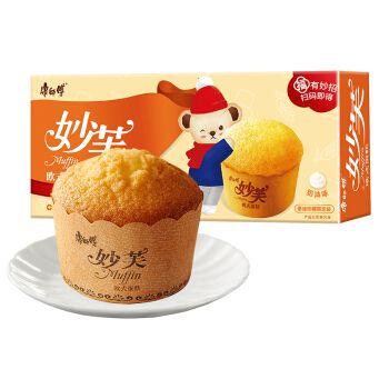 康师傅 妙芙欧式蛋糕饼干点心营养早餐办公室休闲零食