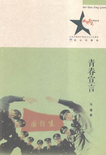 青春宣言 书籍 文学 中国文学
