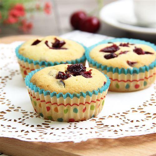 马芬蛋糕模具加l厚六连12联圆形小蛋糕烤盘麦芬杯