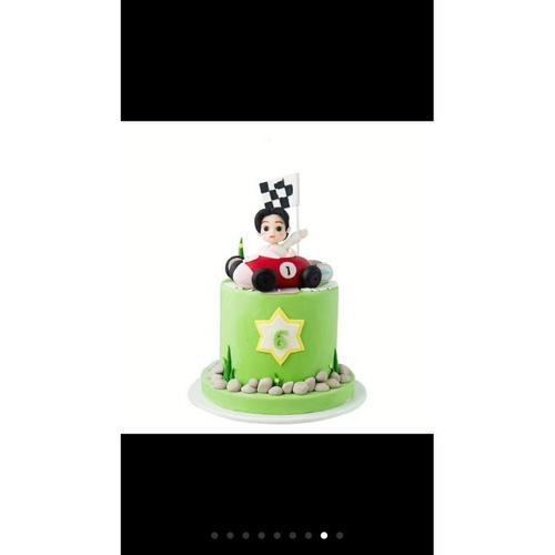 敬平(jing ping)8寸烘焙蛋糕模型假体蛋糕胚泡沫蛋糕模型翻糖蛋糕练习