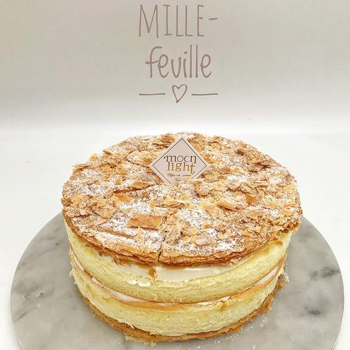 招牌拿破仑蛋糕