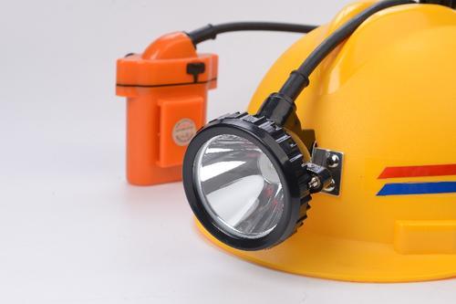 波迈特锂电池防水防爆安全帽灯kl5m头戴头灯船厂井下矿帽煤矿矿灯
