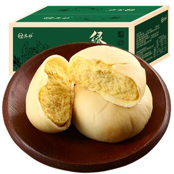 绿豆饼整箱 厦门特产早餐面包好吃的的小零食充饥夜宵