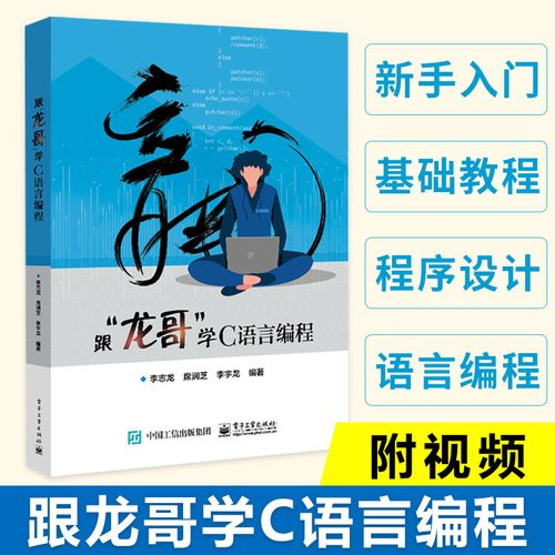 编程入门 零基础 计算机程序设计 c语言编程入门教程书籍