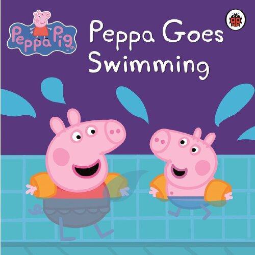 英文原版 小猪佩奇 电脑 peppa pig: peppa goes