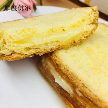 豪士早餐吐司680g整箱乳酸菌蛋皮切片面包三明治营养