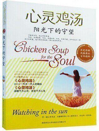 【二手99新】心灵鸡汤:阳光下的守望成功书心灵鸡汤阳光下的守望小说