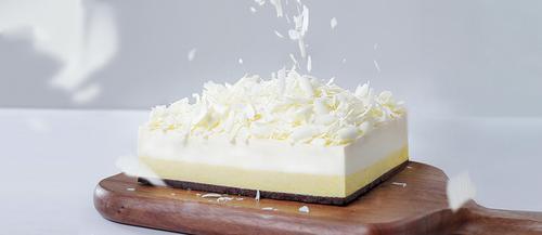 诺心lecake雪域牛乳芝士蛋糕