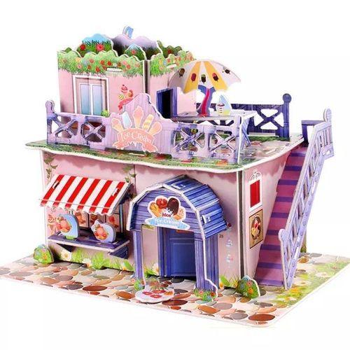 儿童玩具3-6女孩男孩子4拼图5大童8力7岁周岁9至10生日礼物.