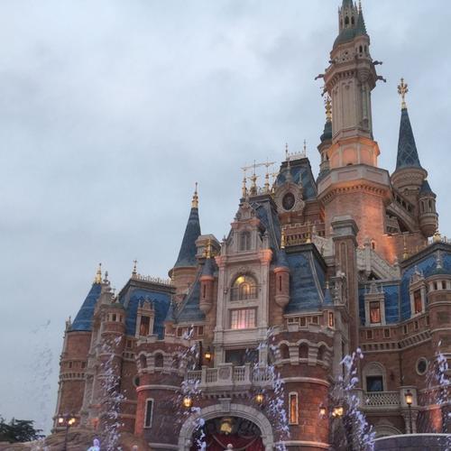 定制旅行 上海中心大厦上海迪士尼乐园接送车一日游
