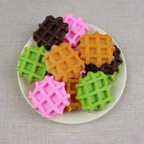仿真食品食物巧克力饼干 奥利奥夹心饼干 幼儿园早教