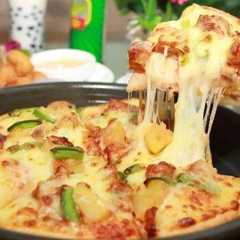 新西兰马苏里拉奶酪碎奶油芝士块热狗棒披萨拉丝烘焙