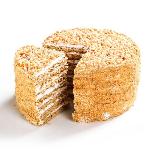 提拉米苏蛋糕俄罗斯风味千层奶油夹心松软小面包蛋糕