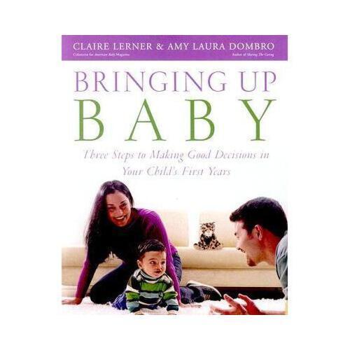 【预订】bringing up baby: three steps to making