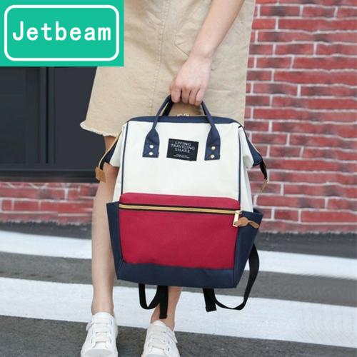 双肩包女韩版学生书包包女妈咪背包大容量离家出走包