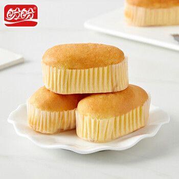 盼盼法式小面包320g袋装 软面包早餐面包点心 软面包散装(6个装)