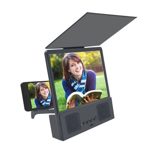 叠汇生 手机高清屏幕放大器防反光带音箱手机屏幕扩大