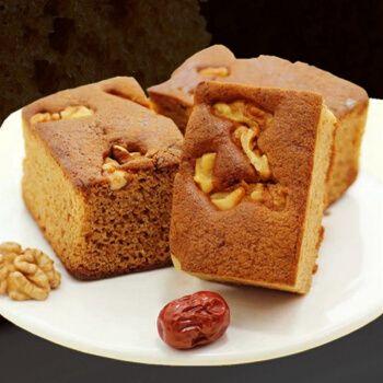 早餐面包老枣糕红枣泥蛋糕整箱糕点无糖精学生糖尿零食品老人