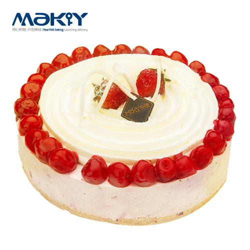 米旗maky 慕斯蛋糕高颜值生日蛋糕男孩女孩西安配送
