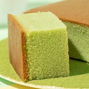 纯蛋糕抹茶味正得顺网红零食糕点面包整箱小包装健康营养代餐早餐