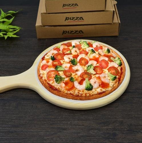 烤盘圆型吸油纸披萨木托底纸正方形披萨垫盘纸烘焙纸