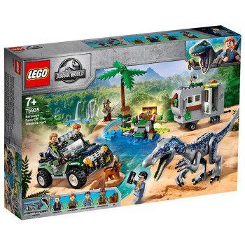 lego乐高侏罗纪世界系列侏罗纪公园3电影同款推荐小颗粒积木玩具 759