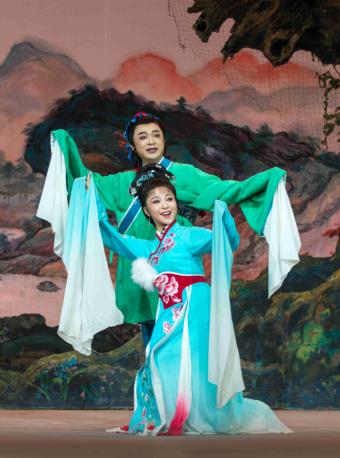 2021 女性艺术节 安徽省黄梅戏剧院《天仙配》
