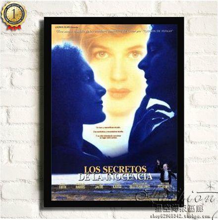 电影海报:英伦四月天[d1499](装饰画/有框画/带框画