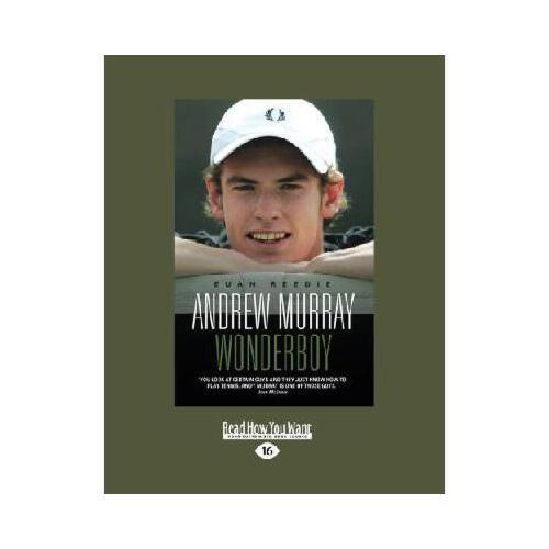 【预订】andrew murray: wonderboy (large print 16