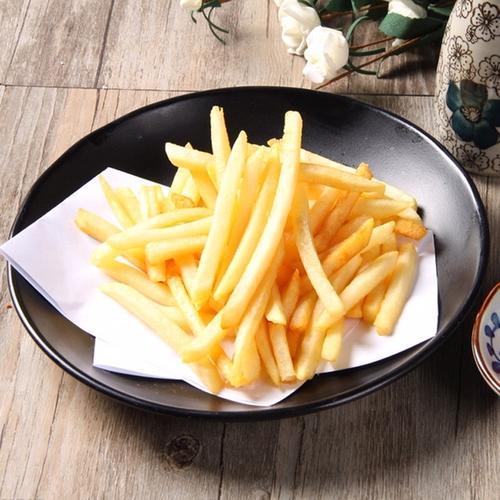 薯条冷冻冷冻半成品油炸薯条4斤半成品蓝威斯顿麦肯