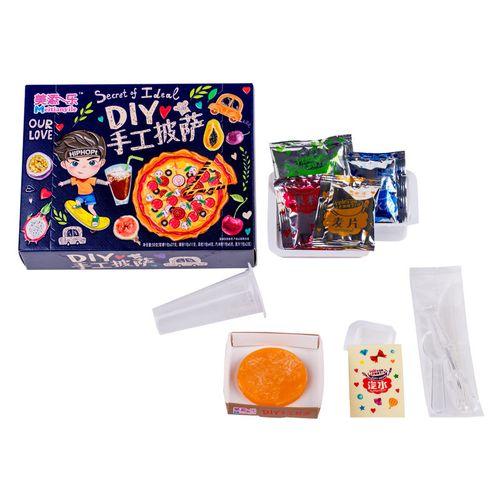 美添乐食玩可食 diy手工披萨汽水小伶玩具零食儿童礼物中国食玩 食玩