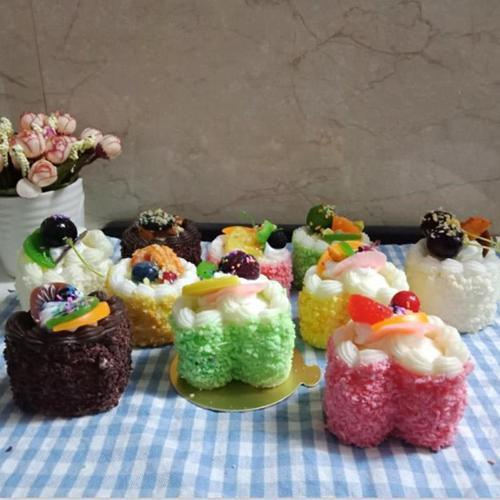 生日蛋糕玩具泡沫仿真小西点蛋糕模型网红款流行摆设